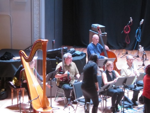Flexible Orchestra@Roulette10_13